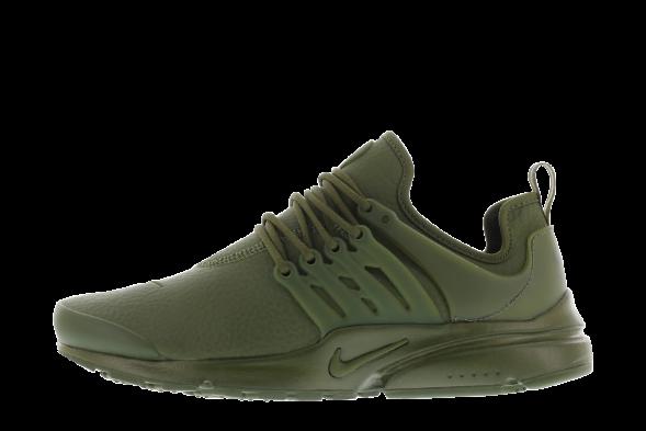 zapatillas nike mujer verdes