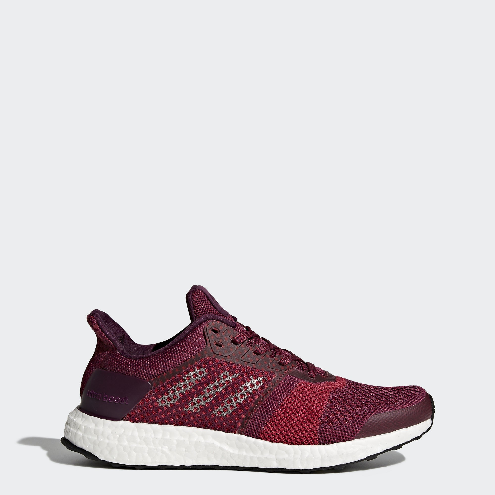 Adidas Mujer UltraBOOST ST Mystery Ruby/Night/Rojas S80620