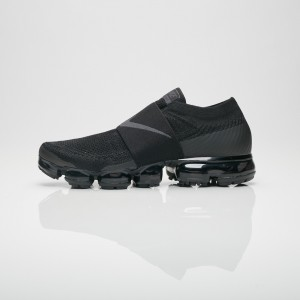 Hombre Nike Air Vapormax Flyknit Moc Negras/Anthracite AH3397-004