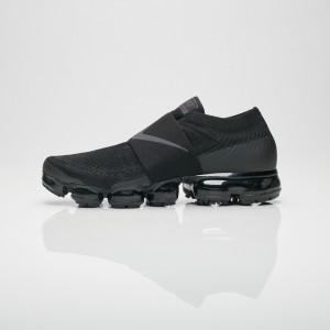 Hombre Nike Air Vapormax Flyknit Moc Negras/Anthracite AH3397-004