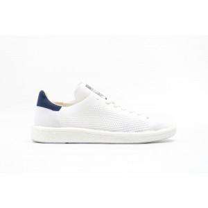Adidas Stan Smith Boost Primeknit Mujer Azules BB0012