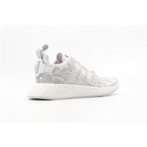 Adidas NMD R2 Mujer Grises BY8691