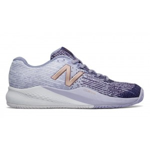 New Balance Mujer WC996CR3 996v3 Deep Cosmic with Bleached Sunrise