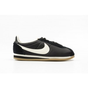 Nike Classic Cortez Nylon Premium Hombre Negras 876873-002