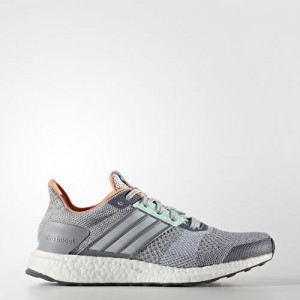 Adidas ULTRABOOST ST Mujer Grises Zapatillas BA7833