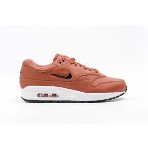 Nike AIR MAX 1 Jewel Hombre Blancas 918354-200