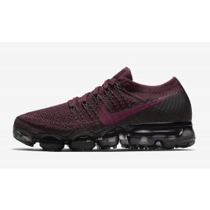 Mujer Nike Air Vapormax Flyknit Púrpura/Negras 849557-605