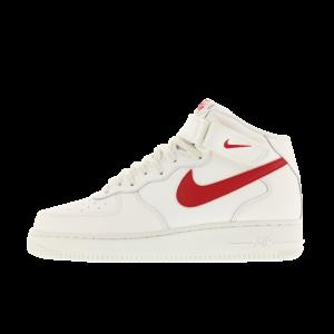 Nike Air Force 1 Mid Hombre Blancas 315123-126