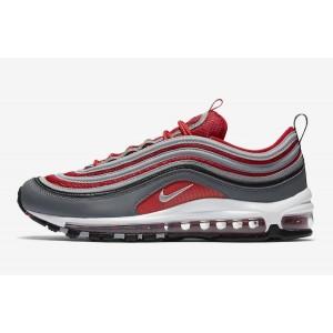 Nike Air Max 97 Rojas Grises 921826-007