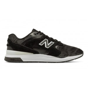 New Balance Hombre ML1550KB 1550 REVlite Reflective Negras with Blancas
