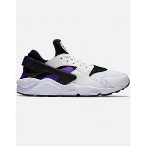Nike Air Huarache Run Hombre Blancas 318429-105