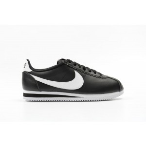 Nike Mujer Classic Cortez Leather Mujer Negras 807471-010
