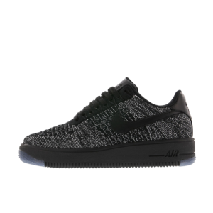 Nike Mujer Air Force 1 Flyknit Low Negras 820256-007