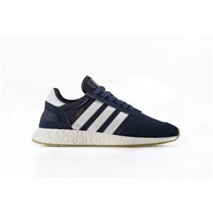 Adidas Iniki Runner Hombre Azules BB2092