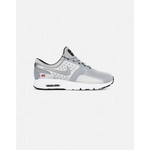 Nike Mujer AIR MAX Zero QS Mujer Plata 863700-002
