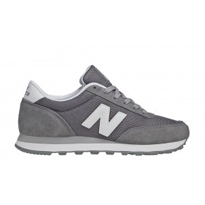 New Balance Mujer WL501BGW 501 Ballistic Grises with Blancas