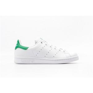Adidas Stan Smith J Mujer Blancas M20605