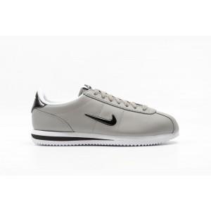 Nike Cortez Basic Jewel Hombre Blancas 833238-001