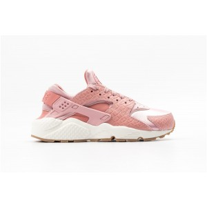 Nike Mujer Air Huarache Run Premium Rosas 683818-601