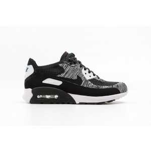 Nike Mujer AIR MAX 90 ULTRA 2.0 FLYKNIT Negras 881109-002