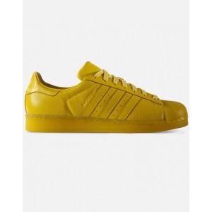 Adidas Superstar Adicolor Hombre Oro S80328