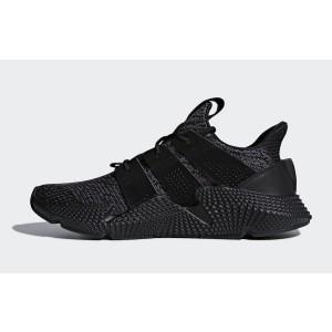 adidas CQ2126 Prophere Hombre Corriendo Zapatilla Negras/Negras CQ2126