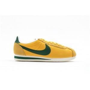 Nike Classic Cortez Nylon Premium XLV Hombre Amarillas 876873-700