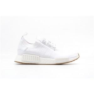 Adidas NMD R1 PK Hombre Blancas BY1888