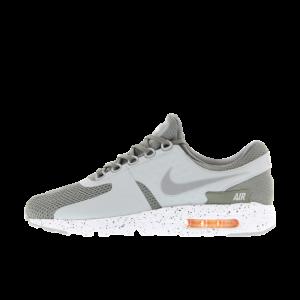 Nike AIR MAX Zero Premium Hombre Grises 881982-001