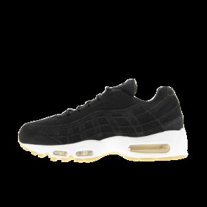 Nike AIR MAX 95 Premium Hombre Negras 538416-004