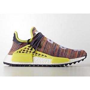 "Adidas Pharrell Williams NMD Hu Trail ""Multicolor"" AC7360"