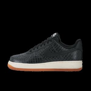 Nike Mujer Air Force 1 '07 Premium Negras 616725-009