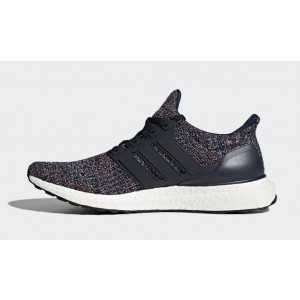 "Adidas Ultra Boost 4.0 ""Azules Multicolor"" BB6165"