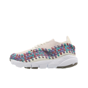 Nike Mujer Air Footscape Woven Rojas 917698-100