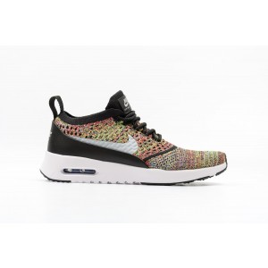 Nike Mujer AIR MAX Thea Ultra Flyknit Negras 881175-600