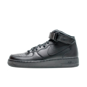 Nike Air Force 1 Mid '07 Hombre Negras 315123-001