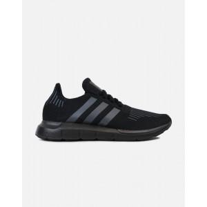 Adidas Swift Run Hombre Negras CG4111