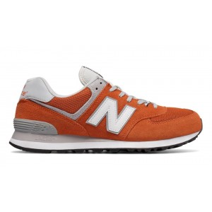 New Balance Hombre ML574VIB 574 Classic Spice Market with Blancas