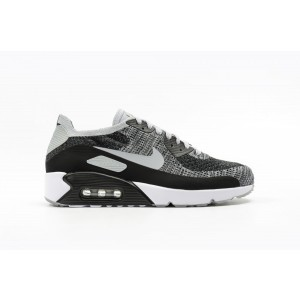 Nike AIR MAX 90 ULTRA 2.0 FLYKNIT Hombre Negras 875943-005