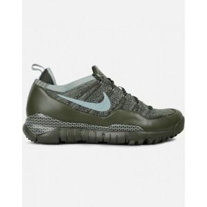 Nike Lupinek Flyknit Low Hombre Khaki 882685-300