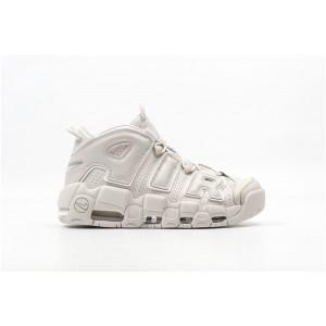 Nike Air More Uptempo Hombre Blancas 921948-001