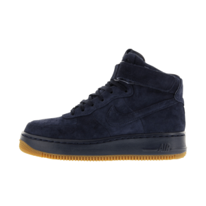 Nike Mujer Air Force 1 Upstep Hi Luxe Azules 898422-400