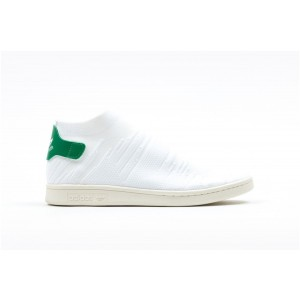 Adidas Stan Smith Shock Primeknit Mujer verdes BY9252