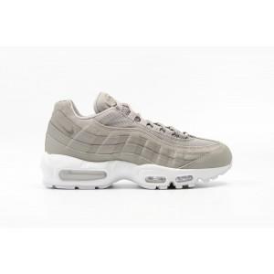 Nike AIR MAX 95 Premium Hombre Blancas 538416-005