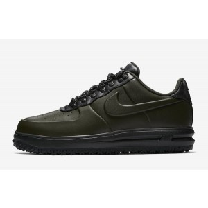 Nike Lunar Force 1 Low Duckboot Sequoia Hombre AA1125-300