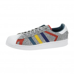 "adidas Superstar x Blancas Mountaineering ""Grises Multi"" AQ0352"