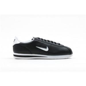 Nike Cortez Basic Jewel Hombre Negras 833238-002
