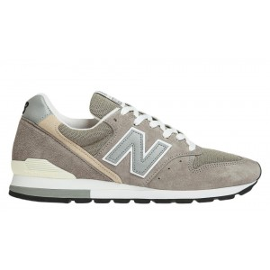 New Balance Hombre M996 996 Made in the USA Bringback Grises with Blancas