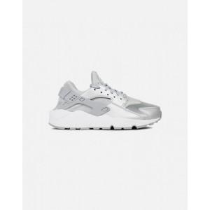 Nike Air Huarache Run SE Mujer Plata 859429-002