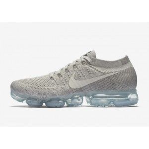 Nike Vapormax Flyknit Grises/Grises-Azules 849558-005